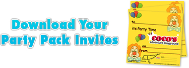 Party Pack Invites